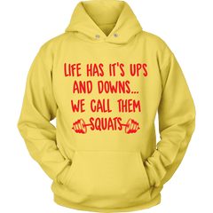 Squat Lovers Apparel - TopTier Shop Unique Fun Trending Gifts Hot Items Shopping Shirt