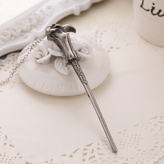 Magic Wand Necklace - TopTier Shop Unique Fun Trending Gifts Hot Items Shopping Necklace