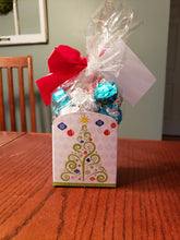 Holiday Caddie With Bag of 24 Cookie Dough Chocolates (TM)
