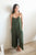 CHAR Olive Jumpsuit - SALE 25% OFF