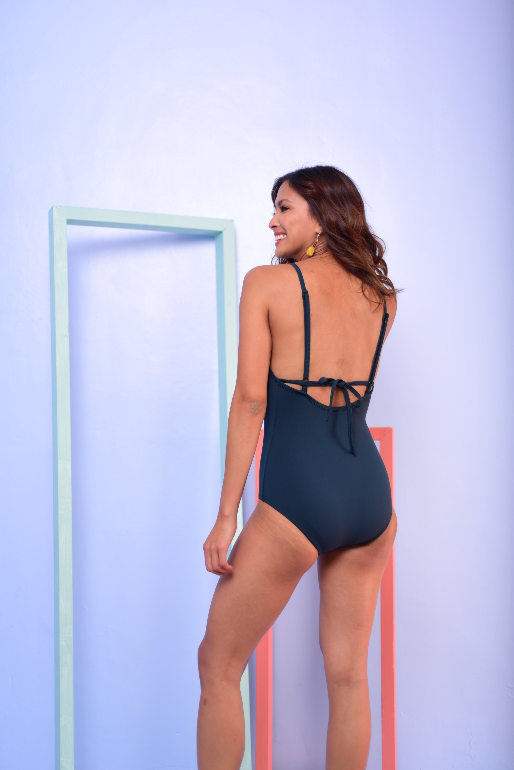EVE Swimsuit (Teal)