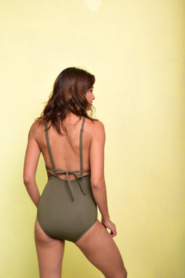 EVE Swimsuit (Olive)