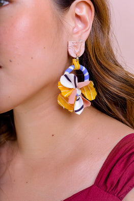 DAHLIA Earring - Made To Order