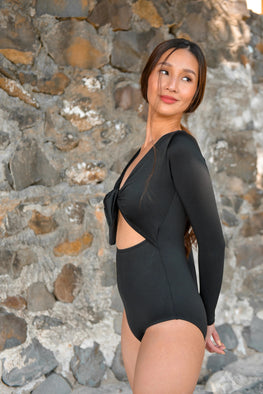 ZARIA One-Piece Rash Guard