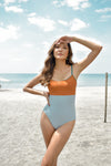 ALBA One-piece Swimsuit