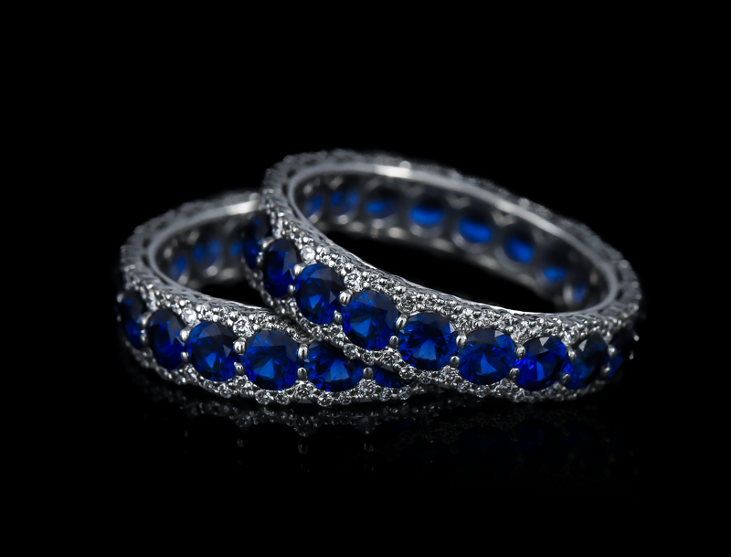 romantic eternity ring