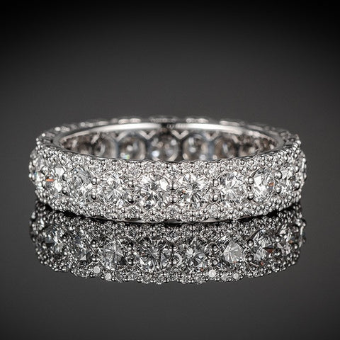"<span class=""subtitlerp"">Romancína Collection</span><br /><br />Diamond Eternity Ring"