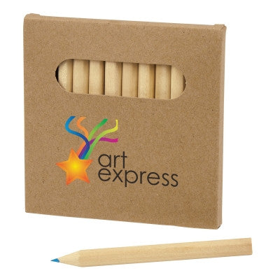 12 -Piece Colored Pencil Set
