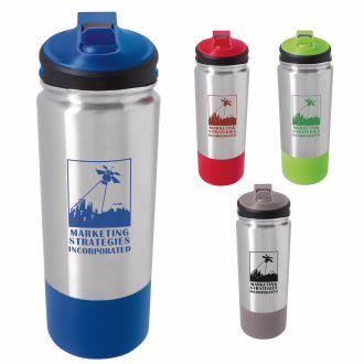 Stainless Hiking Bottle - 25 oz.
