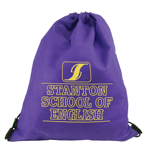 20 x 17 Drawstring Backpack