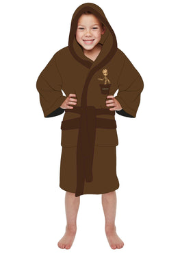 Official Marvel Guardians of the Galaxy Groot Childrens Dressing Gown / Bathrobe
