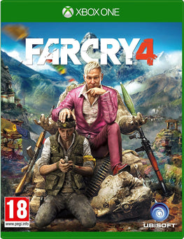 Far Cry 4 Greatest Hits Edition Xbox One