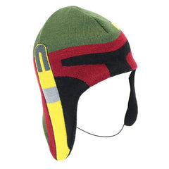 Boba Fett Official Star Wars Knitted Hat