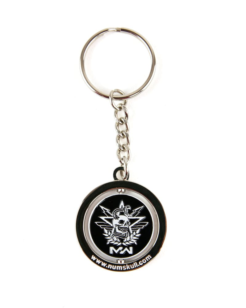 Official Call of Duty Modern Warfare Spinner Keyring / Keychain - One Size