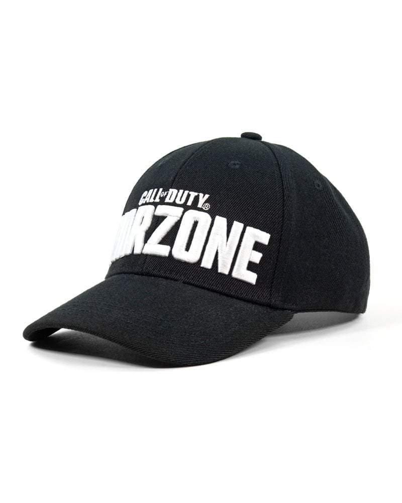 Official Call Of Duty Warzone Logo Snapback - One Size