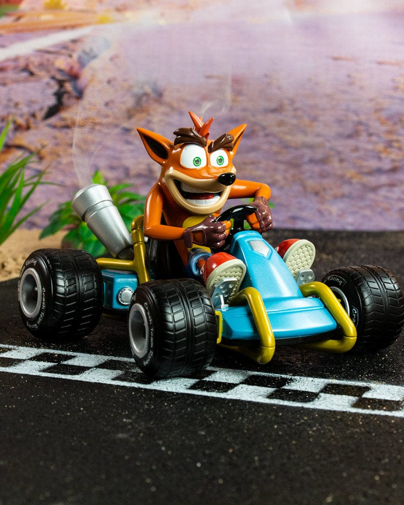 Official Crash Team Racing Nitro-Fueled Incense Burner