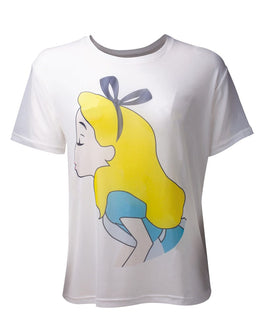 Official Disney Alice In Wonderland Women's T-Shirt