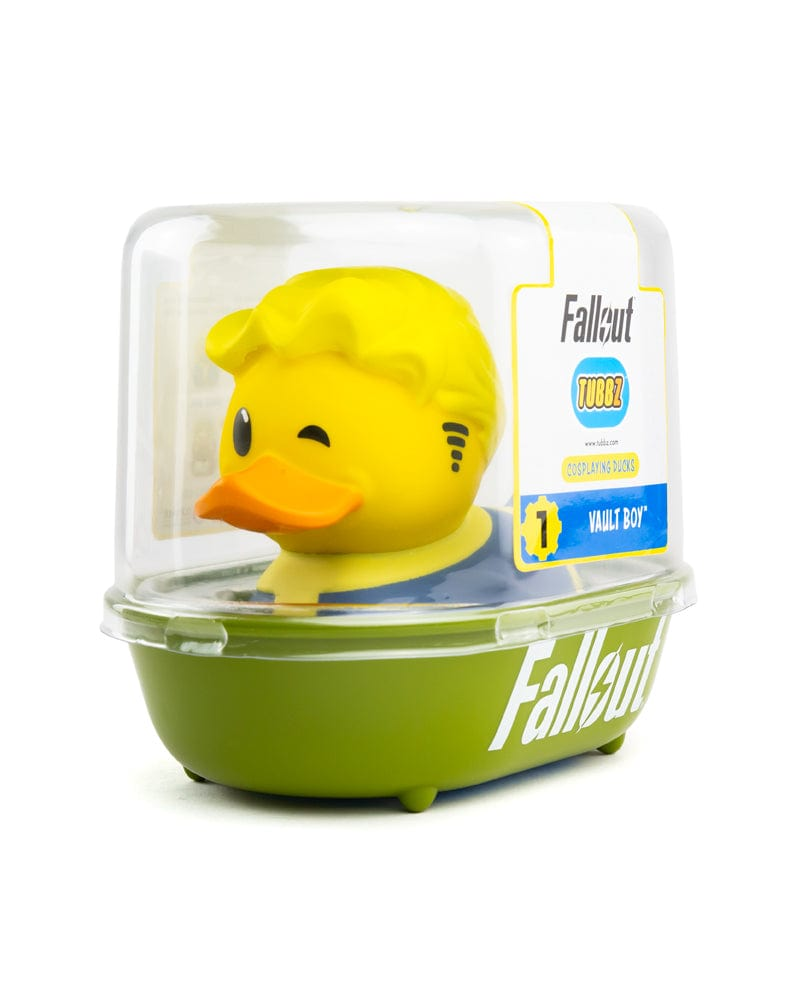 Fallout Vault Boy TUBBZ Collectible Duck