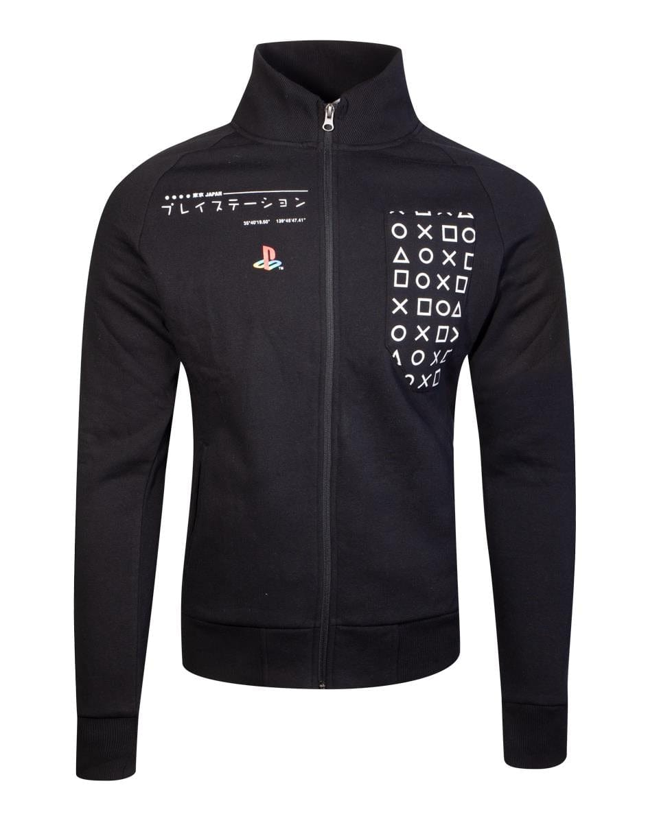 Official Playstation Tech Seamless Bomber Jacket - UK M / US S