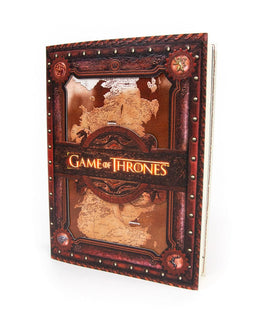 Official Game of Thrones Seven Kingdoms Small Notebook / Journal
