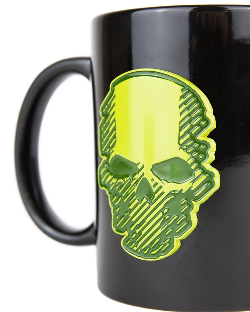 Official Ghost Recon Metal Badge Mug