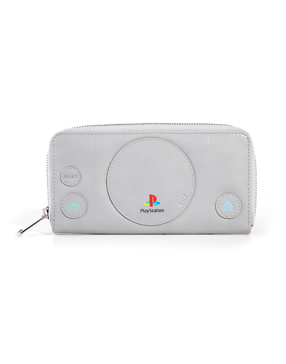 Official Playstation Console Zip Around Wallet - One Size