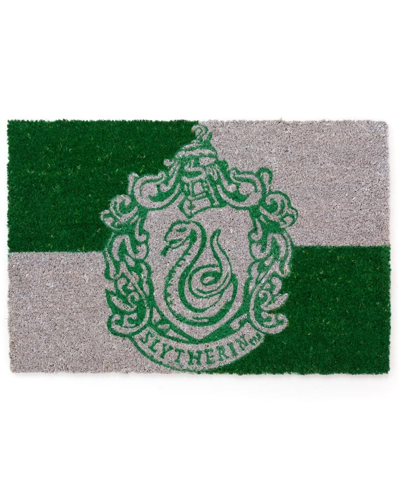 Official Harry Potter Slytherin Door Mat / Floor Mat