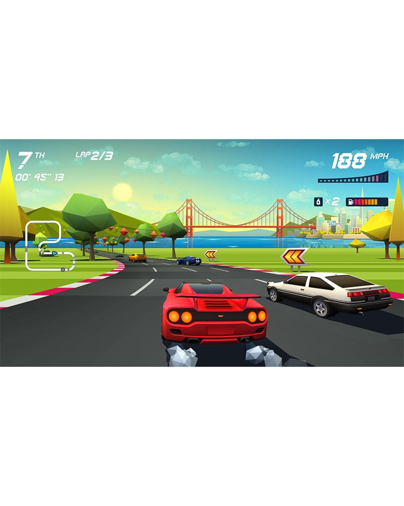 Horizon Chase Turbo (Nintendo Switch)