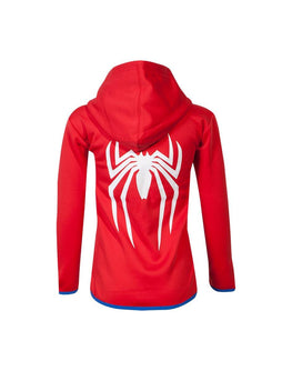 Official Marvel Spider-Man Kids Tech Hoodie