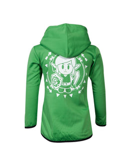 Official The Legend Of Zelda Kids Tech Hoodie
