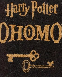 Official Harry Potter 'Alohomara' Door Mat