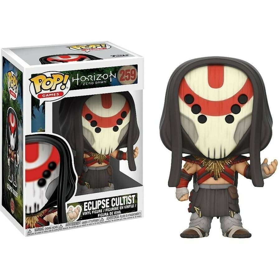 Horizon Zero Dawn™ Pop! Games Vinyl Figure – Eclipse Cultist