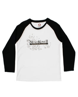 Official Ni No Kuni II Logo Raglan T-Shirt