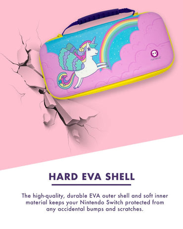Numskull Nintendo Switch Unicorn Carry Case