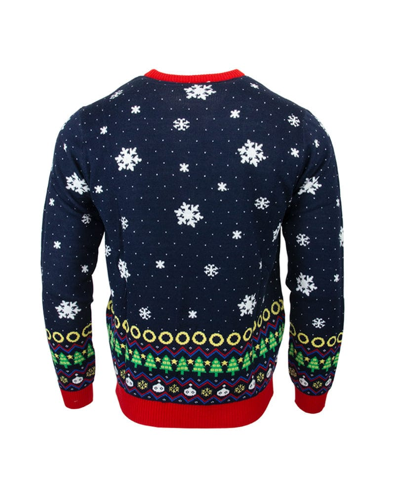 Official Sonic the Hedgehog Snowboard Christmas Jumper / Sweater