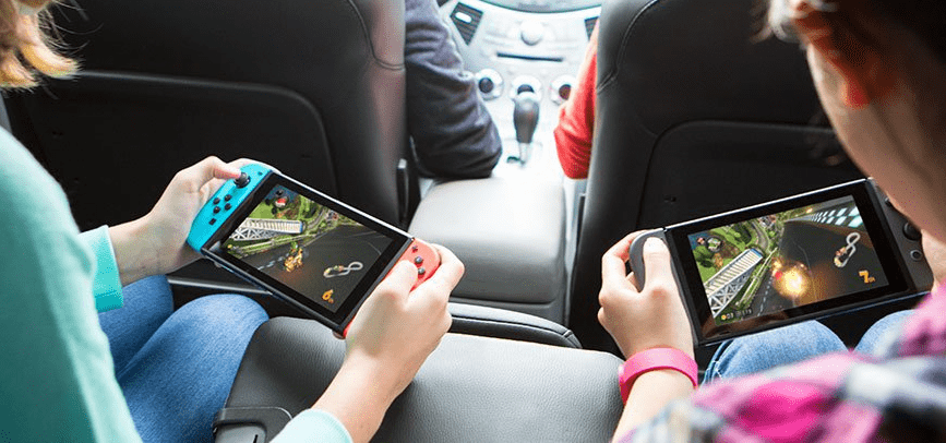 Nintendo Switch(™) In Car USB Fast Charger (Also Compatible with Samsung S8, Google Nexus, Pixel, Oneplus,Huawei)