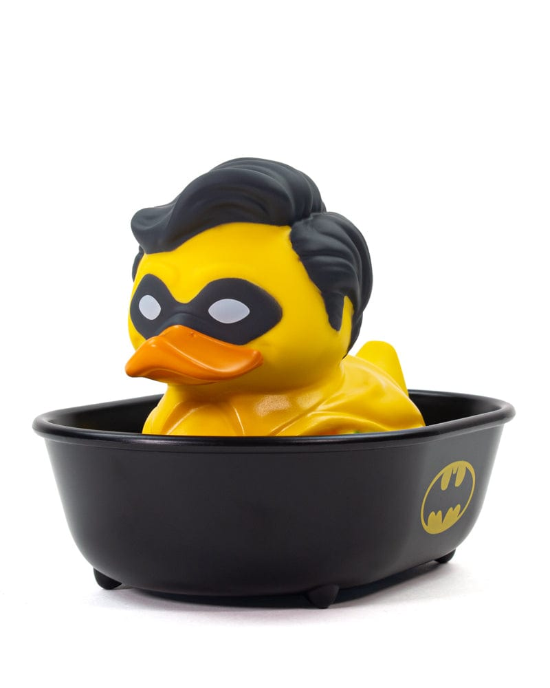 DC Comics Robin TUBBZ Collectible Duck
