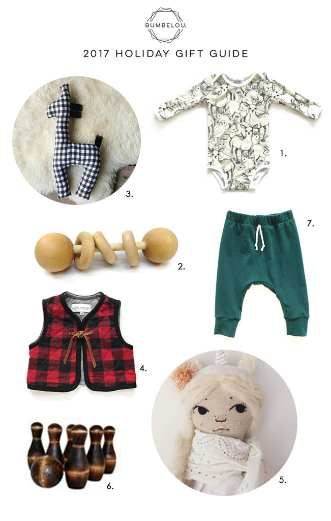 2017 Baby and Toddler Gift Guide