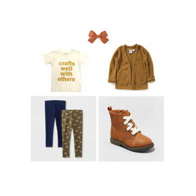 Curating Fall Wardrobes For Kids