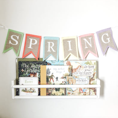 Dreaming of Spring- Book Picks