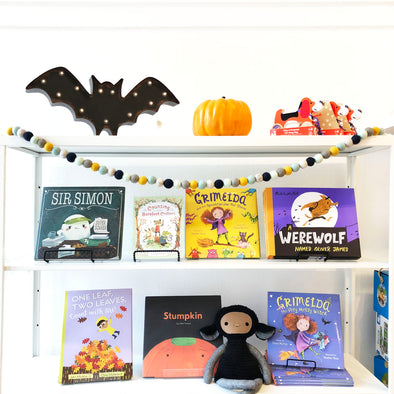 October Reading List for Toddlers
