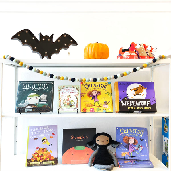 October reading list for toddlers by Bumbelou