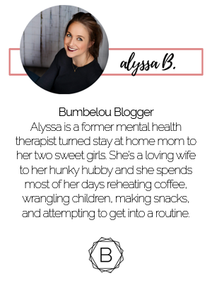 Bumbelou blog for toddler moms