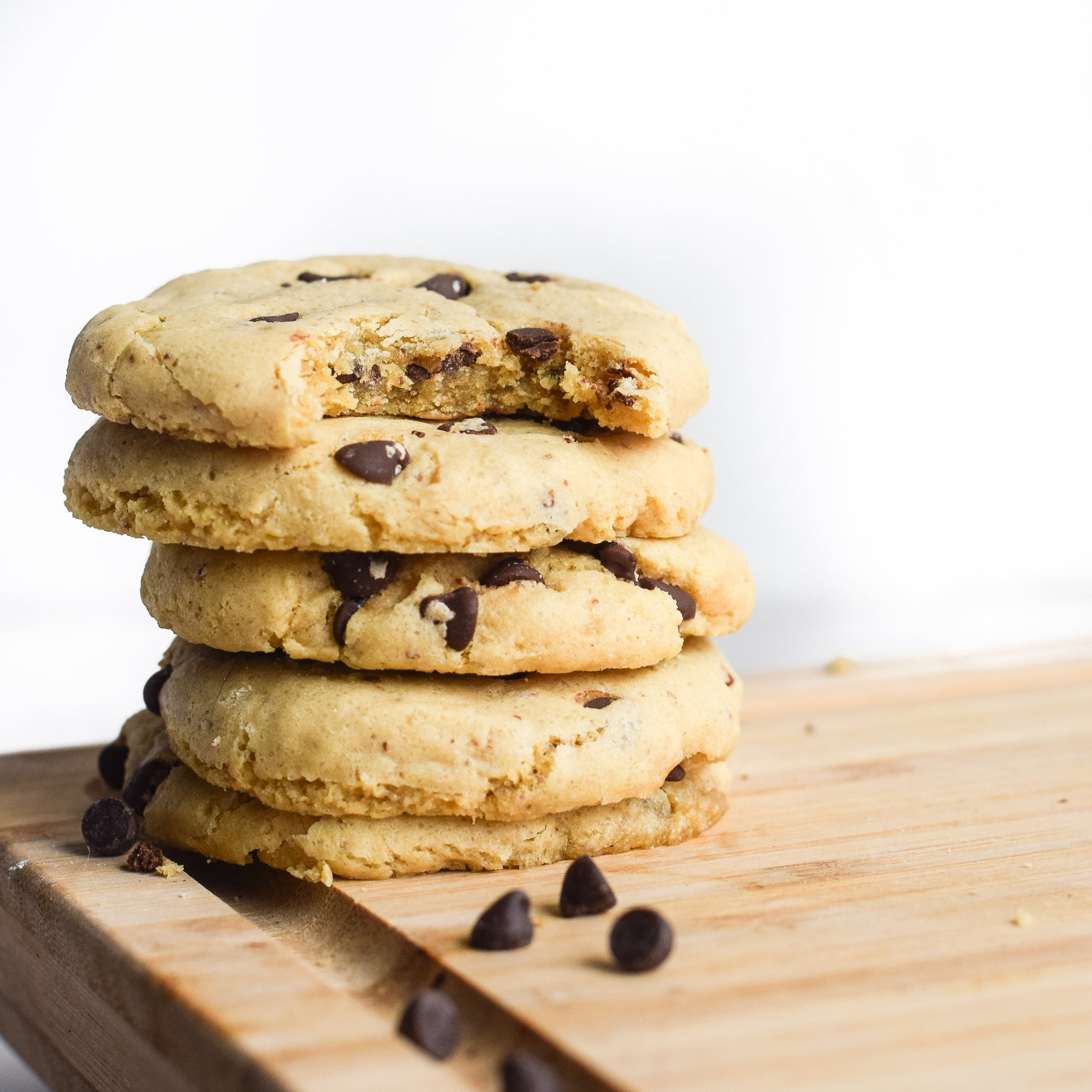 vegan cookies by coconut whisk