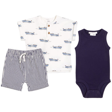 Boating 3 piece play set
