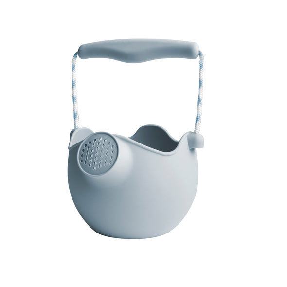 Duck Egg Blue Watering Can with Rope Handles