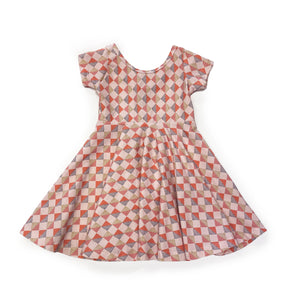 Pirouette  Dress - The Alice
