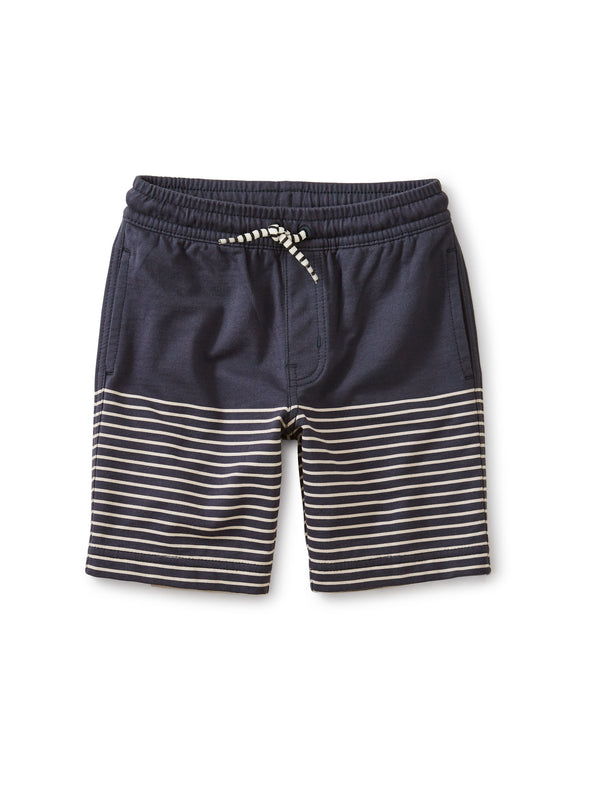 Knit Beach Shorts