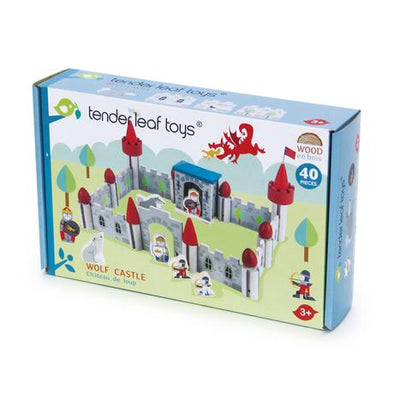 Wolf Castle Play Set