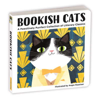 Bookish Cats